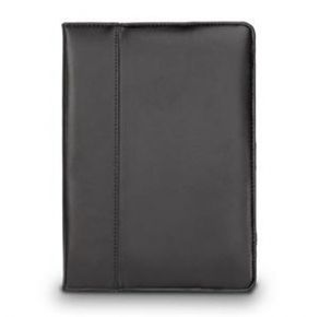 Cyber Acoustics IC-1930 Black Leather iPad Air Cover Case